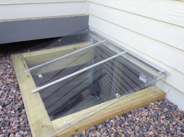 egress window covers fargo mn diy standard hinged well